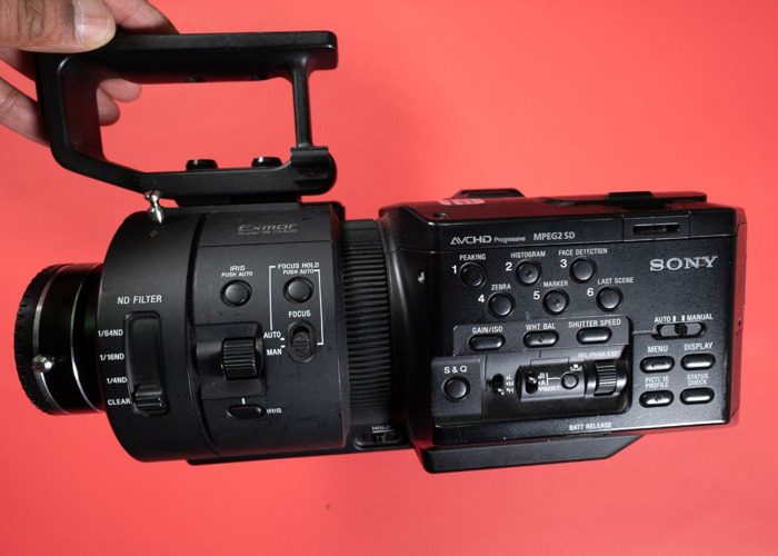Sony FS700 Video Camcorder  - 2