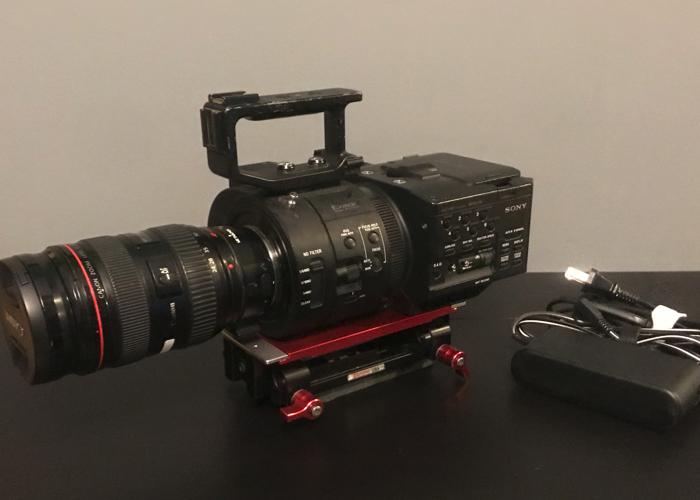 Sony FS700R - 1