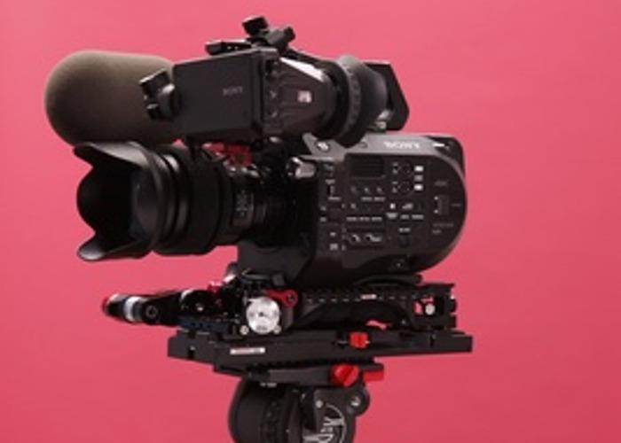 Sony FS7mk2 Cinema Camera - 1