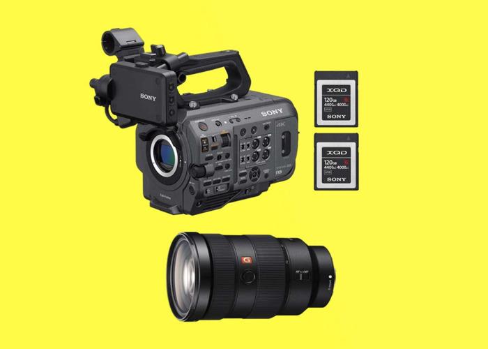 Sony FX9 Camera + Sony 24-70 F2.8 GM - 1