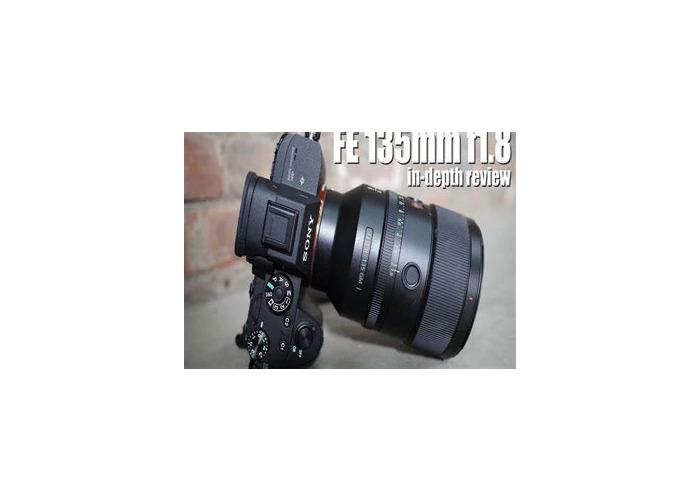 Sony g master 90mm - 1