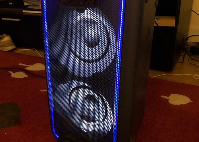 Sony gtk-xb5 - 1