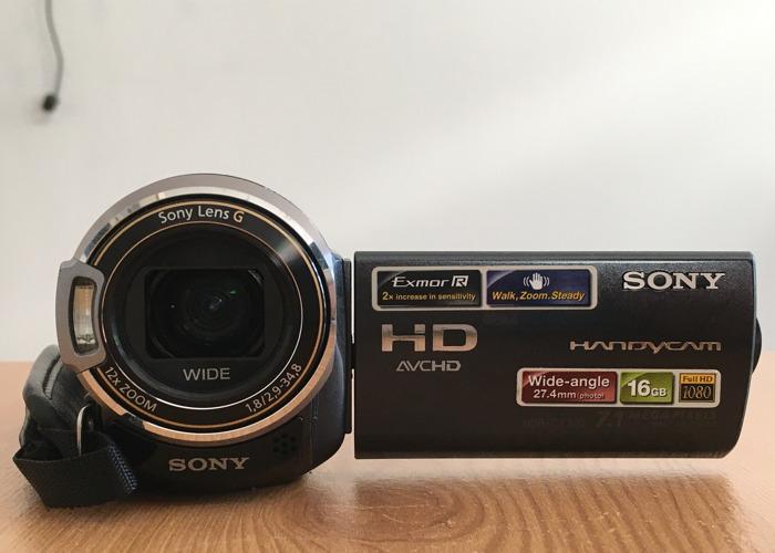 Sony Handycam HDR-cx305 - 1