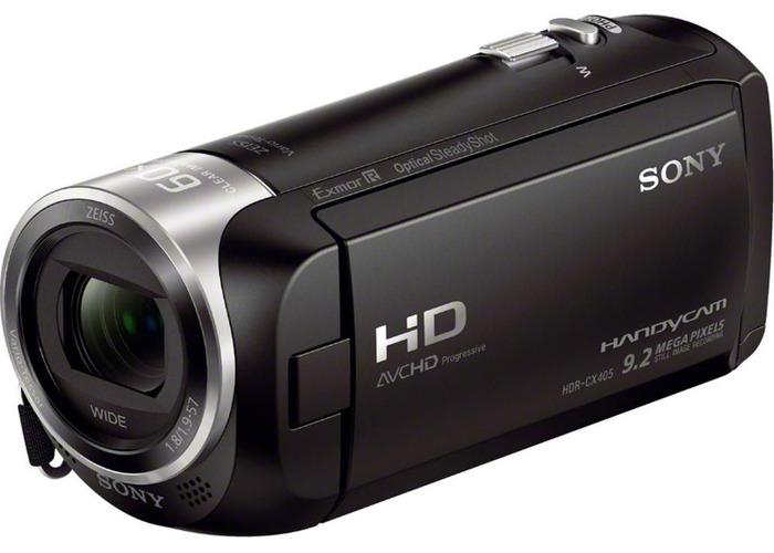 Sony Handycam HDR-CX405 Camcorder - 1
