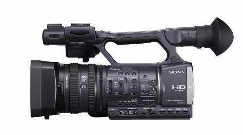 Sony HDR-AX2000E Professional Video Camera - 1