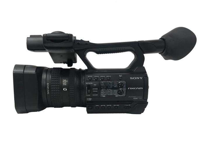 Sony HXR-NX100 Camcorder - 1