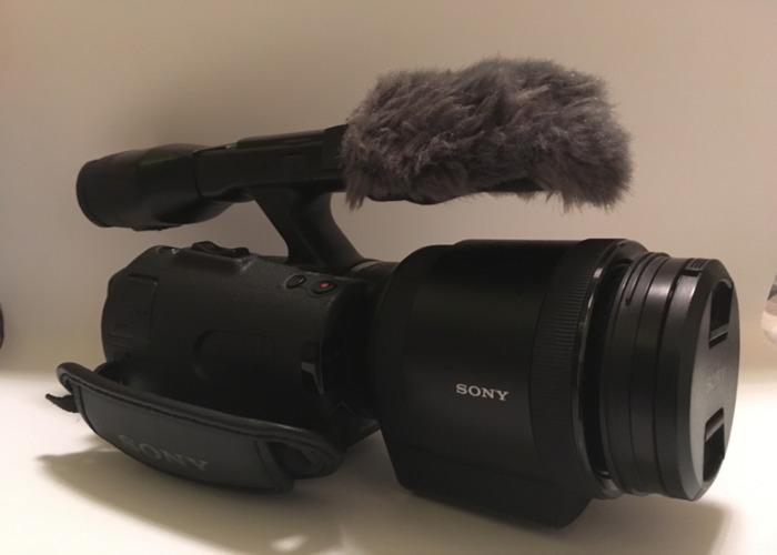 Sony NEX VG30 Camcorder - 2