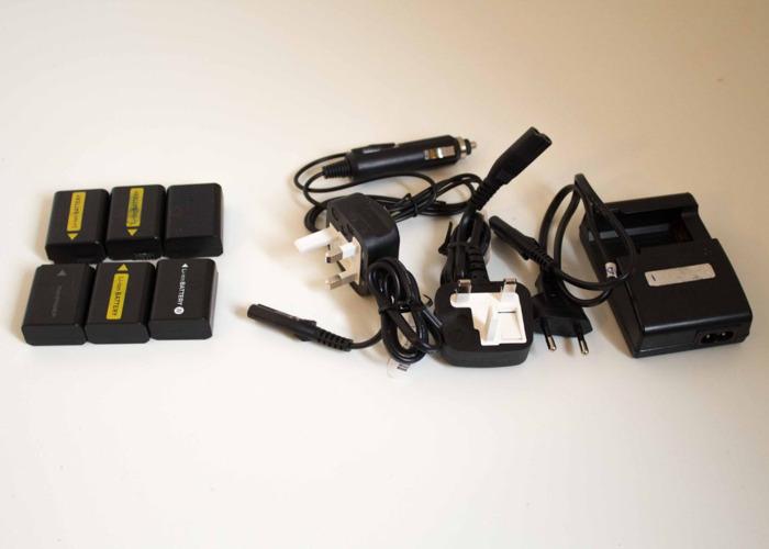 Sony NPFW50 Battery - 2