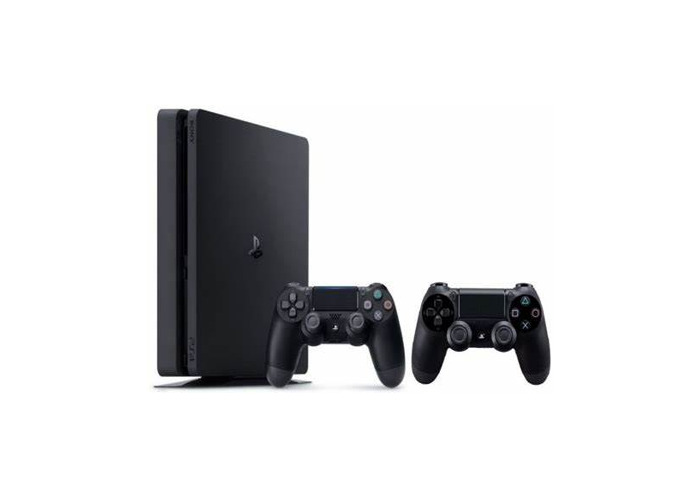 Sony playstation 4 with one controller - 1