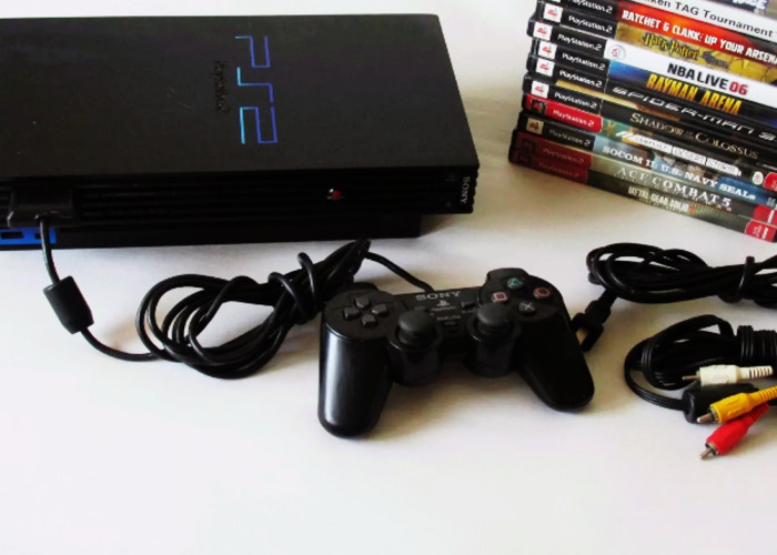 Sony Ps2 playstation 2 - 1