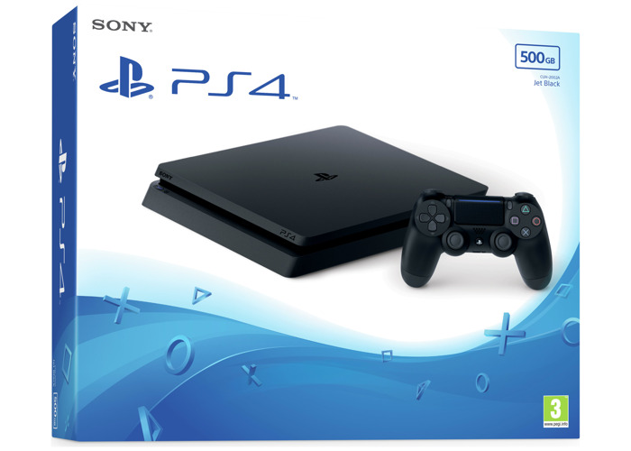 Sony PS4 500GB Console - 1
