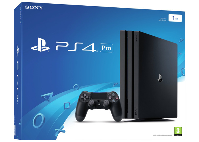 Sony PS4 Pro 1TB Console - 1