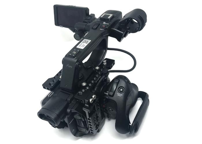 Sony PXW - FS5 M2 - 2