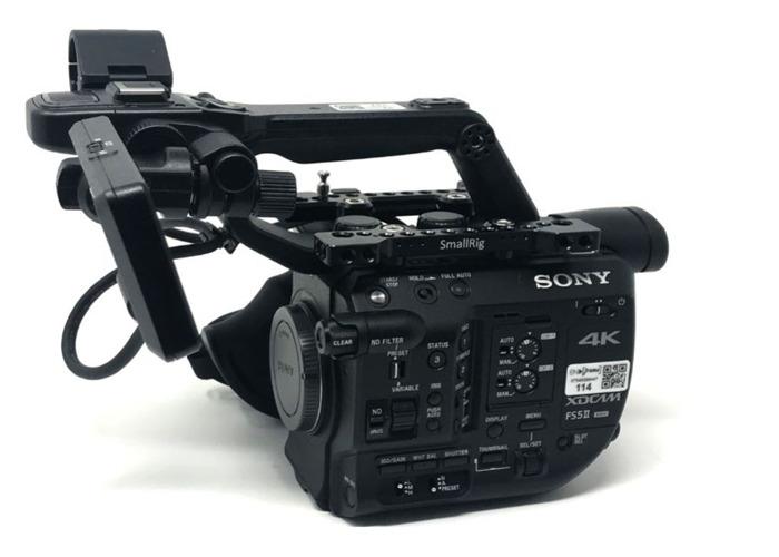 Sony PXW - FS5 M2 - 1