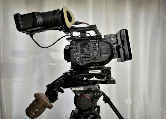 Sony PXW FS7 - 1