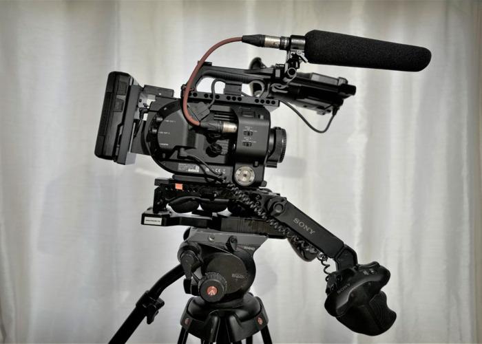 Sony PXW FS7 - 2