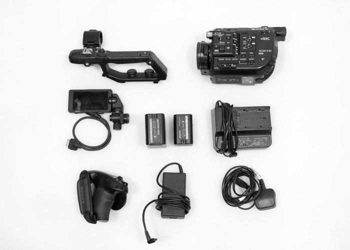 Sony PXW-FS5 4K Camera  - 1