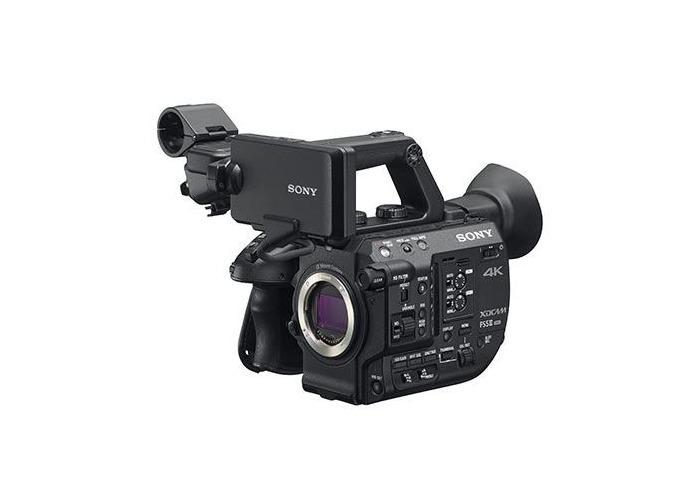 Sony PXW-FS5 II 4K Professional Camcorder - 1