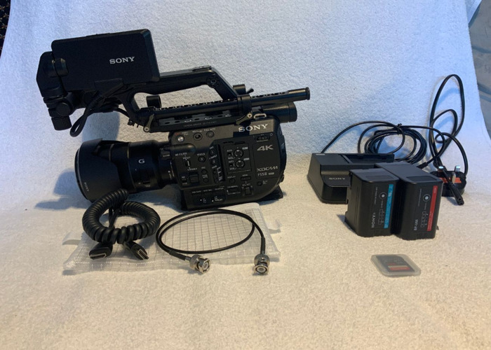 Sony PXW-FS5M2 4K Pro Camcorder set - 1
