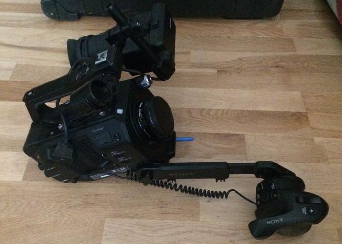 Sony PXW-FS7 Camera body only - 2