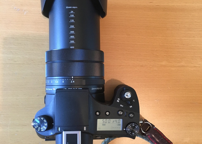 Sony RX10 III Camera - 2
