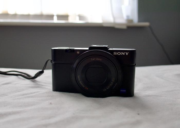 Sony RX100 II Digital Camera - 1