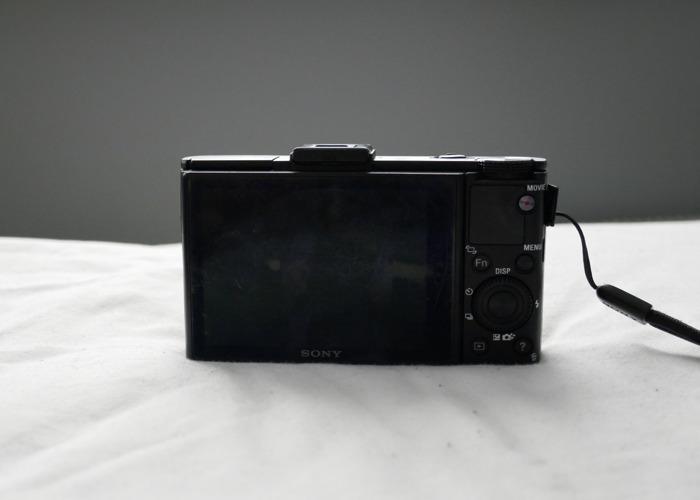 Sony RX100 II Digital Camera - 2