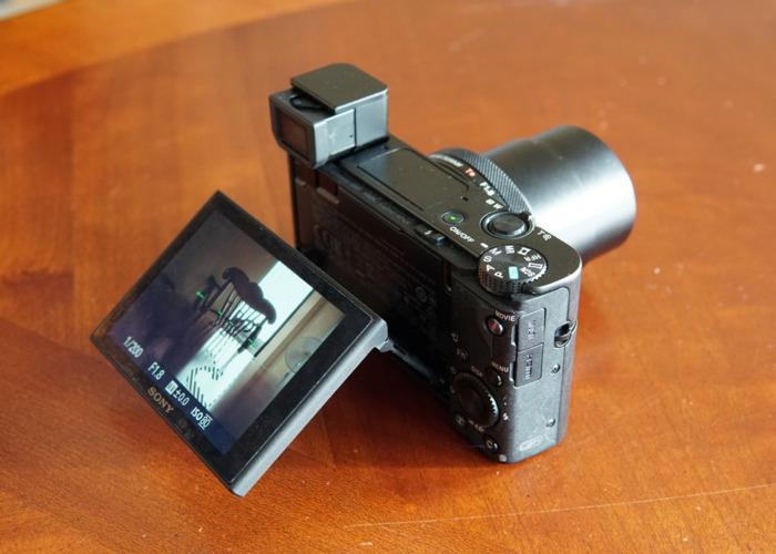 Sony RX100 iv - 2
