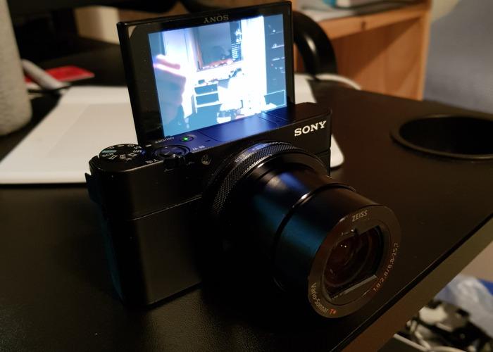 Sony RX100 IV - 1
