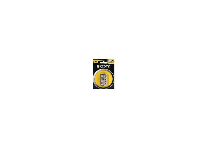 Sony S006PB1A Zinc Batteries - 1