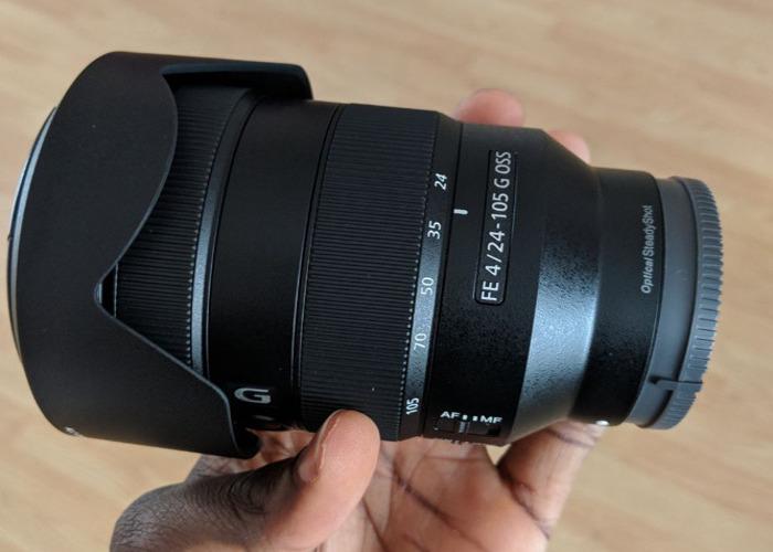 Sony SEL24105G FE 24-105 mm F4 G OSS - 1