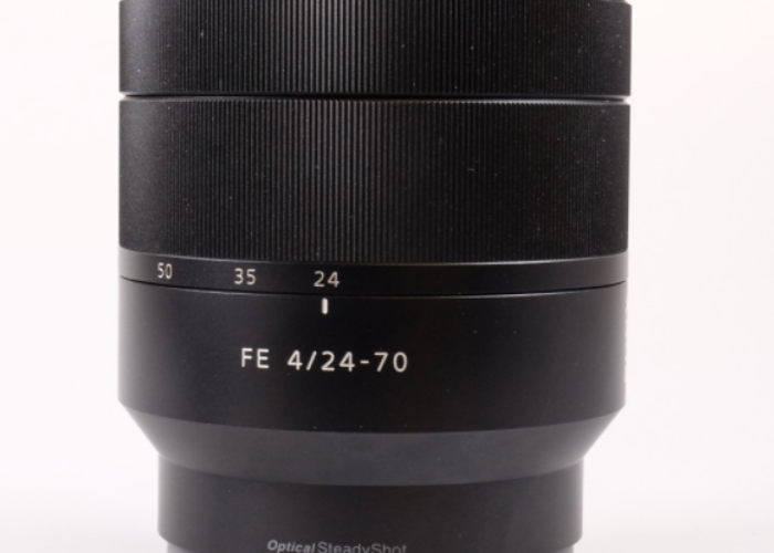 Sony SEL2470Z E Mount Full Frame Vario T 24-70 mm F4.0 Zeiss - 1