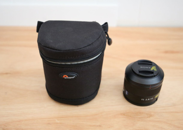 Sony Sonnar T* FE 35mm f/2.8 Lens - 1