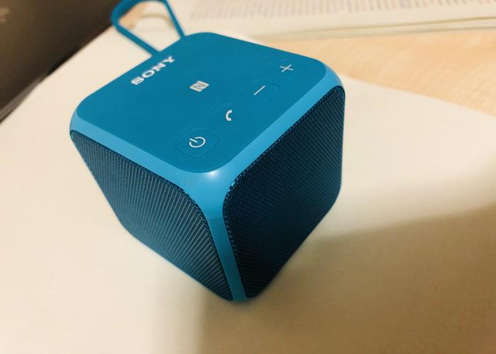 Sony Speaker (SRS-X11) - 2