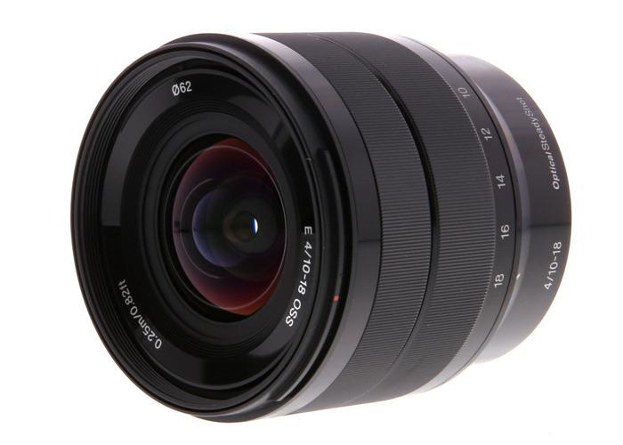 Sony Ultra Wide 10-18mm OSS F4 E-mount Lens - 1