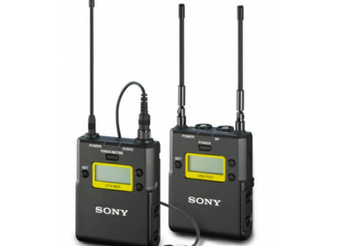 2x Sony UWP-D radio mic kit - 1