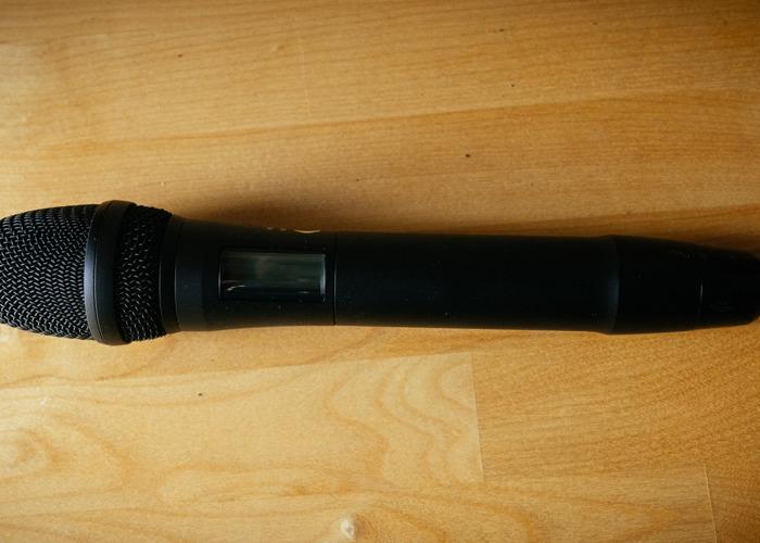 Sony UWP-D11 Wireless microphone set with Sony UTX-M03 Integ - 2