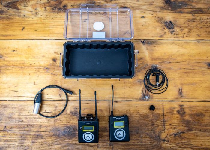 Sony UWP-D11/K33 Radio Microphone Set - 2