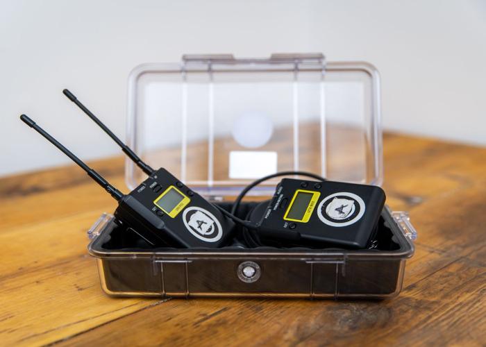 Sony UWP-D11/K33 Radio Microphone Set - 1