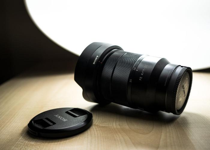 Sony 16-35mm Vario-Tessar ZEISS FE f/4 ZA OSS Lens E-Mount - 2
