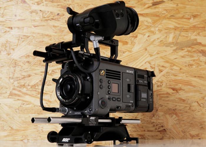Sony VENICE Full Frame 6K CineAlta Camera with Raw Recorder - 1