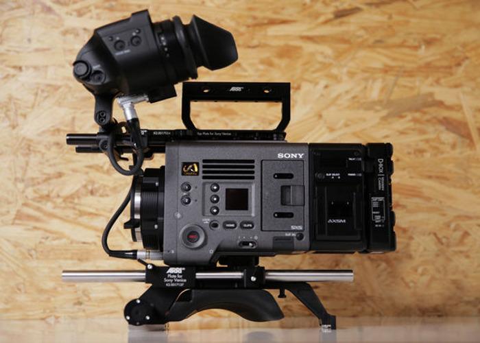 Sony VENICE Full Frame 6K CineAlta Camera with Raw Recorder - 2
