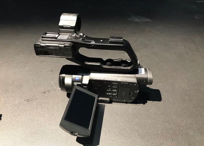 Sony x70 4K - 1