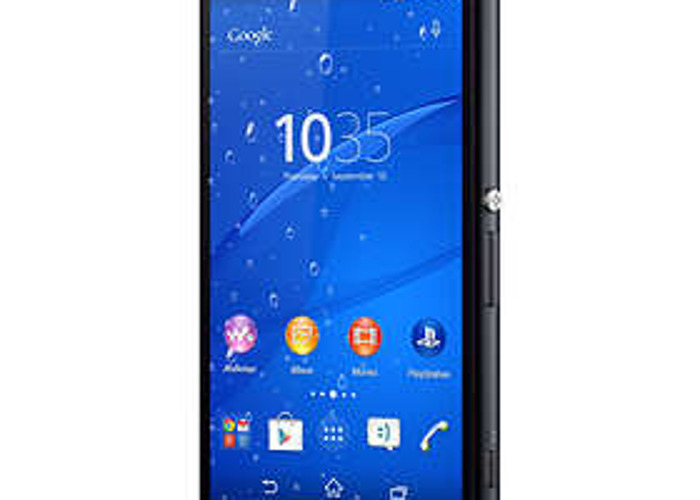 Buy Sony Xperia Z3 Compact 16GB Black Unlocked Android | Fat