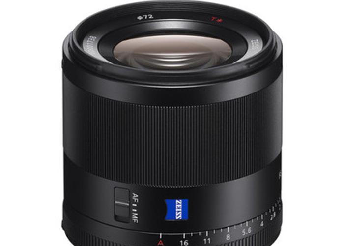 Sony Zeiss 55mm f/1.8 E-Mount - 1