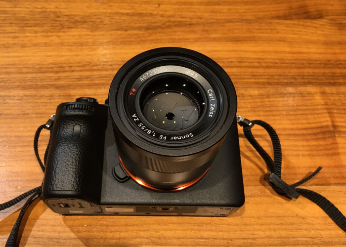 Sony Zeiss 55mm F1.8 Sonnar T* - 2