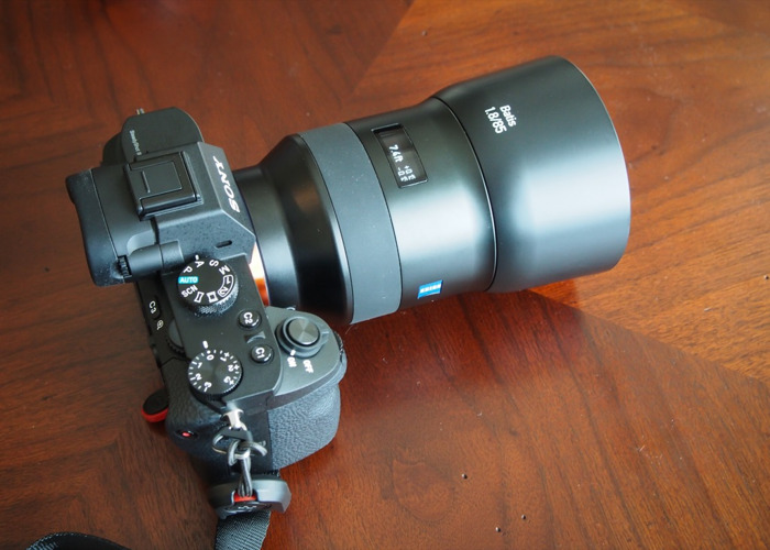 Sony Zeiss 85mm FE Batis f/1.8 - 1