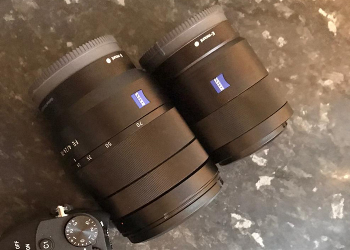 SONY ZEISS Lenses - 2