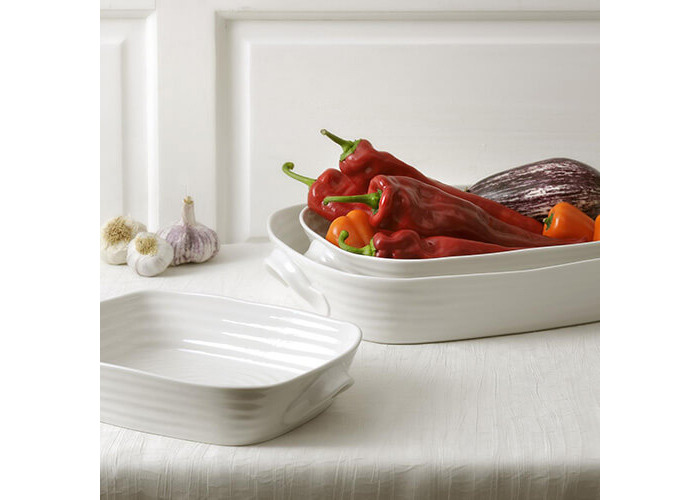 Sophie Conran Set Of 2 Rectangular Dishes - 2