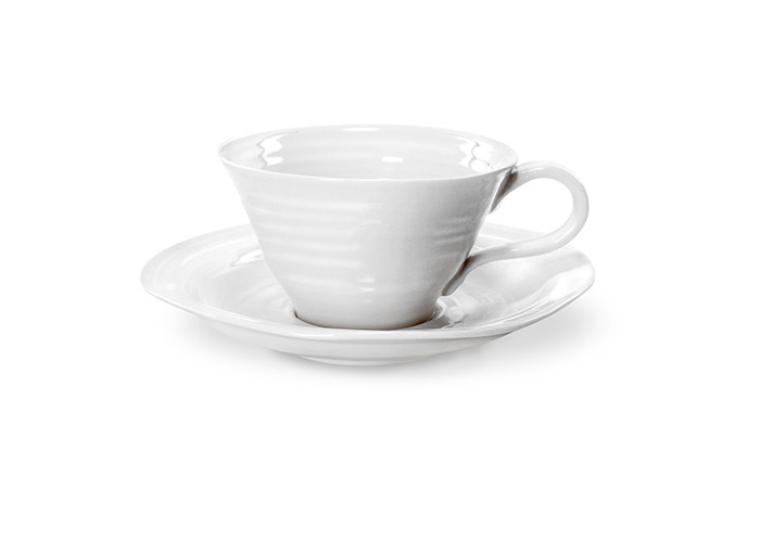 Sophie Conran Tea Cup & Saucer - 1